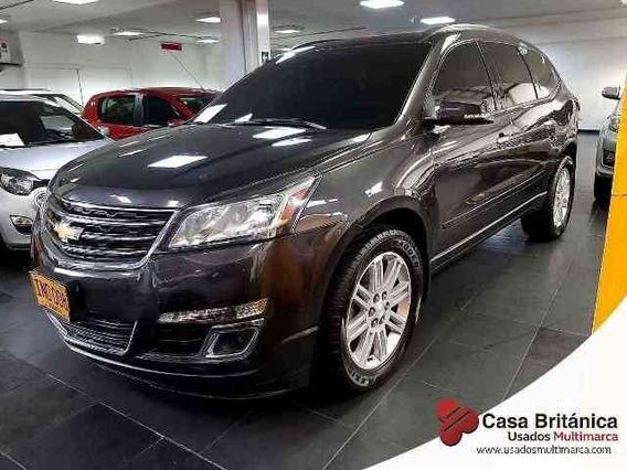 Chevrolet Traverse Autoamtico 4x2 Gasolina 3700cc