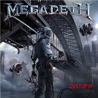 Vinilo Megadeth Dystopia Lp Importado