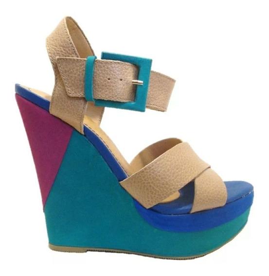 Sandália Da Moda Blogueira - N38