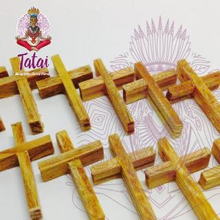 Tatai Tienda | Cruz De Ocote 3cm (12pzs)