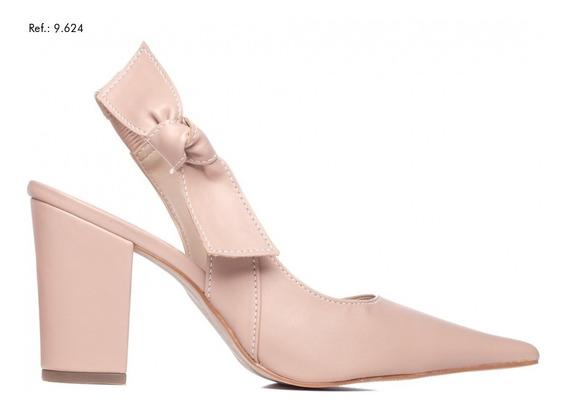 Sapato Scarpin (ref: 9.624)