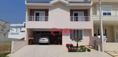 Sobrado Com 3 Dormitórios À Venda, 250 M² Por R$ 980.000,00 - Condomínio Horizontes De Sorocaba - Sorocaba/sp - So0152
