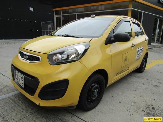 Taxis Otros Kia Picanto Eco Taxi