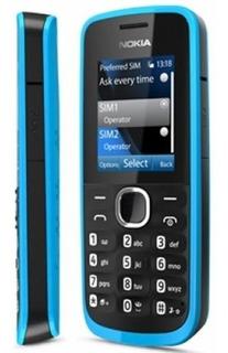 Celular Desbloqueado Nokia 110 Dual Chip - Azul