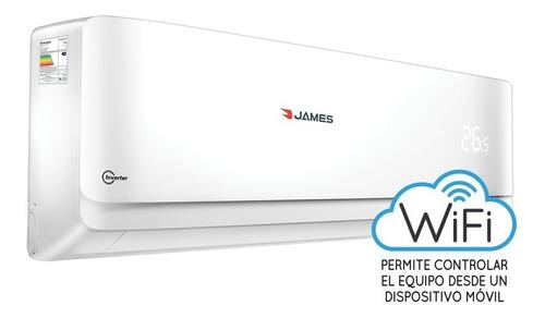 Aire Acondicionado James Inverter 12000 Btu Aam-12