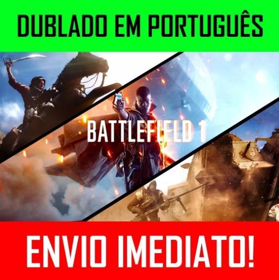 Battlefield 1 Pc Promoção