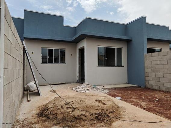 Casa Para Venda Em Ponta Grossa, Uvaranas, 3 Dormitórios, 1 Suíte - Lflh - 02_1-1300591