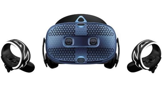 Sistema De Realidad Virtual Htc Vive Cosmos Portátil Para Pc