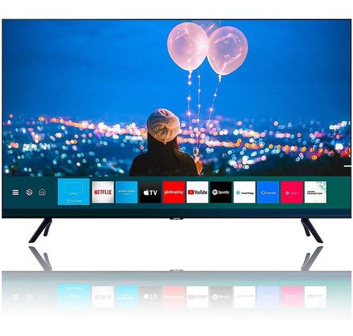 Imagem 1 de 10 de Tv Smart Samsung Led 4k 58 Series 7 Un58tu7020gxzd Bivolt