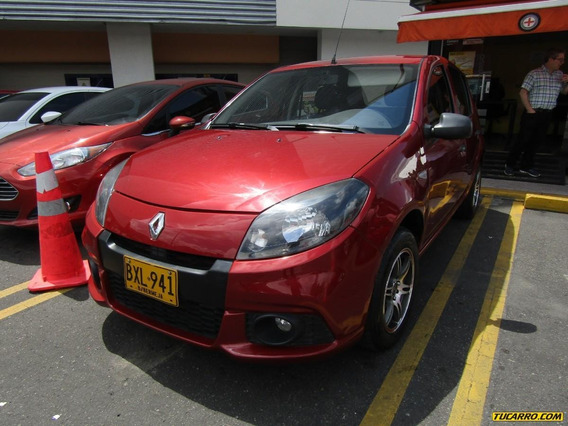 Renault Sandero Authentique 1.6 Mt