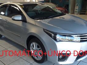Toyota Corolla Gli Upper 1.8 2017 Automatico Flex
