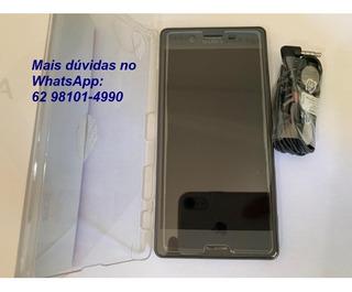 Celular Sony Xperia X F5122 Graphite Black