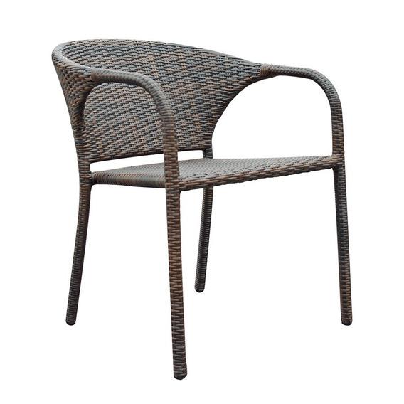 Cadeira Poltrona Fibra Sintética Area Varanda Jardim Piscina