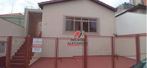 Imagem 1 de 20 de Casa Com 3 Dormitórios À Venda, 199 M² Por R$ 850.000,00 - Centro - Osasco/sp - Ca0055