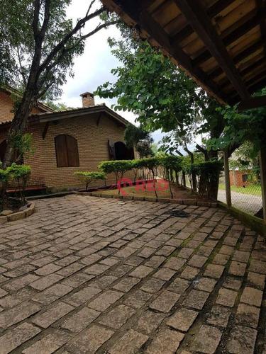 Imagem 1 de 27 de Chácara Com 3 Dormitórios À Venda, 1300 M² Por R$ 424.000,00 - Cercado - Araçoiaba Da Serra/sp - Ch0040