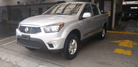 New Actyon Sports 4x4 Diesel Full