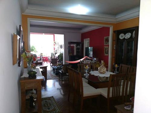 Imagem 1 de 30 de Apartamento À Venda, 180 M² Por R$ 1.575.000,00 - Copacabana - Rio De Janeiro/rj - Ap5165