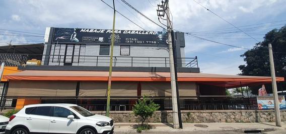 Esquina Comercial En Venta Lopez Mateos, Providencia