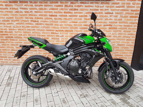 Kawasaki Er 6n Abs 2017 Impecavel