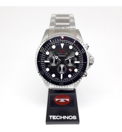 Relógio Technos Prateado Js25cb/1p C/ Nf-e