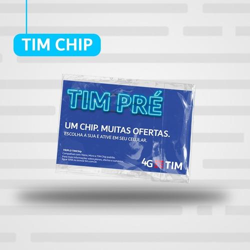 Imagem 1 de 2 de Tim Chip
