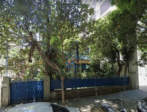 Sobrado, 880 M² - Venda Por R$ 3.000.000,00 Ou Aluguel Por R$ 20.000,00/mês - Santa Cecília - São Paulo/sp - So4177