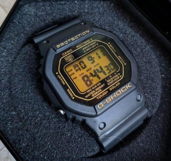 Relógio Casio Grx5600a-4 G-lide Preto- Raro