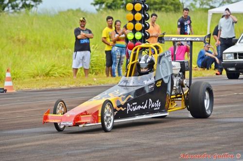 Imagem 1 de 8 de Dragster Junior Carro De Arrancada