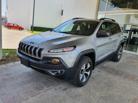 Jeep Cherokee 2017 3.2 Trailhawk 4x4 At