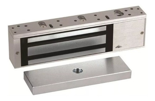 Cerradura Electromagnética 600lbs/280kg 12vcc Led,sensor
