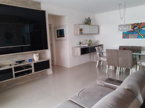 Imagem 1 de 20 de Apartamento De 3 Dormitórios Próximo Ao Cepon No Itacorubi - Ap5647