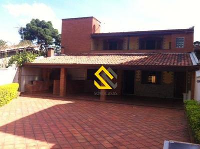 Casa Com 5 Dormitórios Para Alugar, 326 M² Por R$ 3.200/mês - Jardim Ibiti Do Paço - Sorocaba/sp - Ca1370