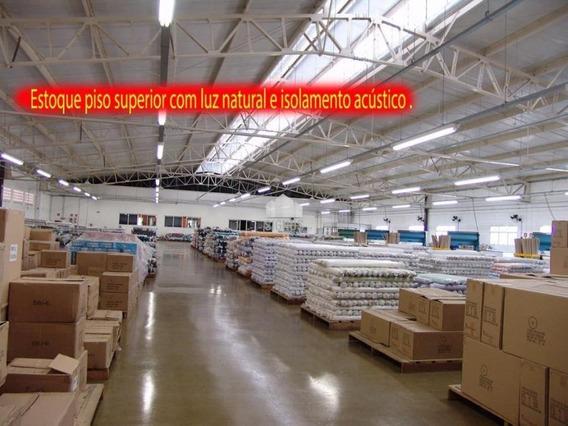 Galpão Comercial Para Alugar, Lageadinho, Cotia. - Ga0002