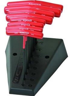 Set Llave T Btx80m/s 2-10mm