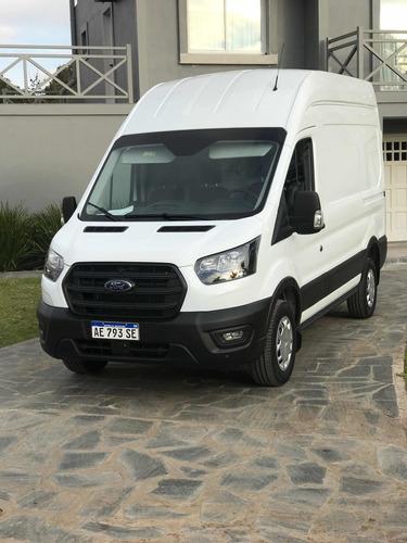 Ford Transit Furgon Corto Techo Alto 0 Km