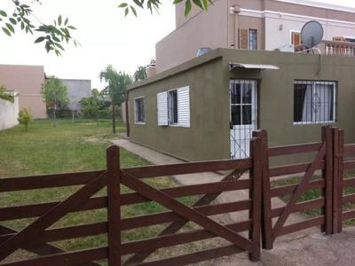 Casa Ideal Para Alquiler De Temporada