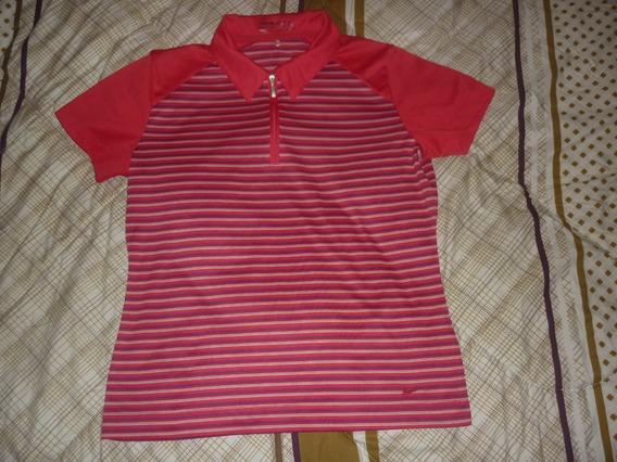 E Chomba Dama Golf Nike Fitdry Rayada Talle S Art 82085