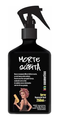Imagem 1 de 1 de Lola Cosmetics Morte Súbita Spray Hidratante 250ml