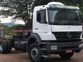 Mercedes-benz Axor 2831 2009/2009 Plataforma Conservado