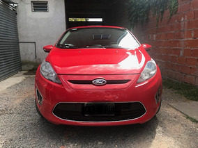 Ford Fiesta Kinetic Design Titanium 49.000 Km Unica Mano
