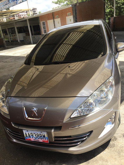 Peugeot 408 Automatico Impecable