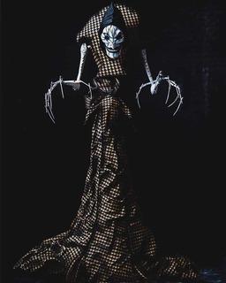Bruja De Coraline Figura Gigante!