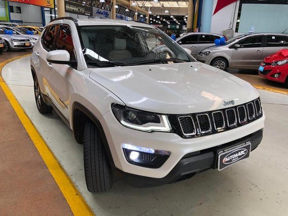 Jeep Compass 2.0 Longitude 4x4 2018 Diesel Maravilhosa