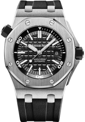 Relógio Eta - Mod Royal Oak Offshore Diver - Base Eta 2840.