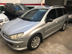 Peugeot 206 Sw Naftera 1,6 Ant $ 59900 Y Dni