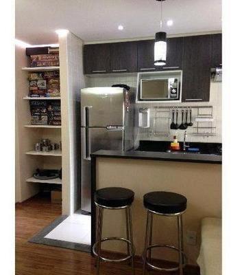 Apartamento Em Cambuci, São Paulo/sp De 43m² 1 Quartos À Venda Por R$ 209.000,00 - Ap15653