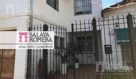 Hermosa Casa De Tres Dormitorios En La Mejor Zona De Olivos
