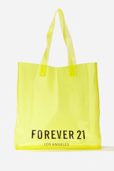 Forever 21 - Bolsa De Compras Importada, Cartera De Shopping