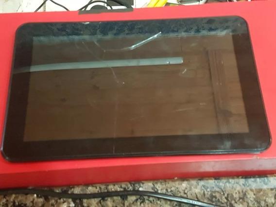 Carcaça Do Tablet Cce Tab Tr101 Com Parafusos Não É Tela