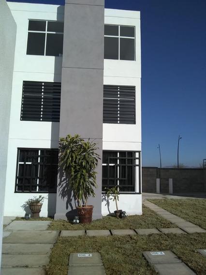 Departamento En Renta Amueblado, Servicios Incluidos En Planta Baja.